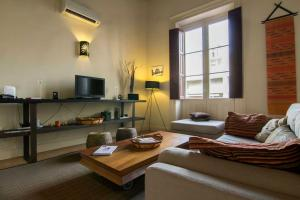 Beautiful Studio Apartment in Historical Mercado del Puerto, Ferienwohnungen  Montevideo - big - 7
