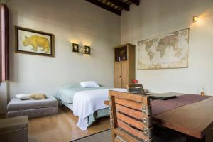 Beautiful Studio Apartment in Historical Mercado del Puerto, Ferienwohnungen  Montevideo - big - 12