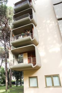 Lagomare Puccini, Apartmanok  Torre del Lago Puccini - big - 21