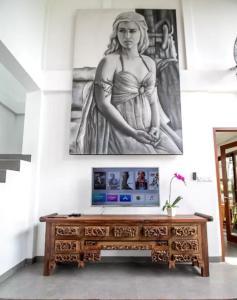 Grand Suite in Villa Khaleesi, Bed and Breakfasts  Seminyak - big - 49