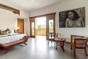 Grand Suite in Villa Khaleesi, Bed and Breakfasts  Seminyak - big - 6