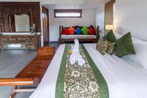 Grand Suite in Villa Khaleesi, Bed and Breakfasts  Seminyak - big - 7