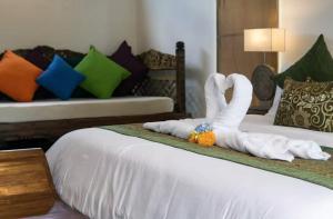 Grand Suite in Villa Khaleesi, Bed and Breakfasts  Seminyak - big - 16