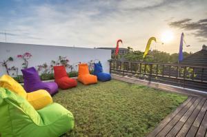 Grand Suite in Villa Khaleesi, Bed and Breakfasts  Seminyak - big - 14