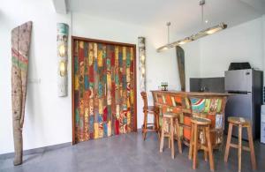 Grand Suite in Villa Khaleesi, Bed and Breakfasts  Seminyak - big - 15