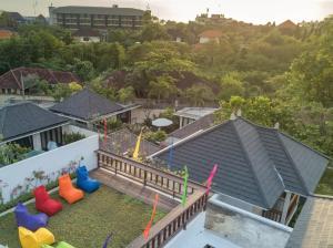 Grand Suite in Villa Khaleesi, Bed and Breakfasts  Seminyak - big - 40
