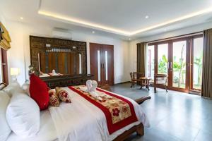 Grand Suite in Villa Khaleesi, Bed and Breakfasts  Seminyak - big - 30
