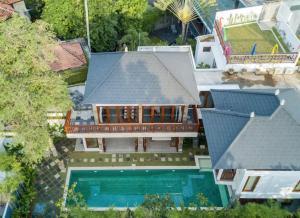 Grand Suite in Villa Khaleesi, Bed and Breakfasts  Seminyak - big - 26