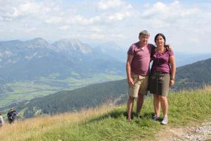 Familien & Wander-Pension Purkhardt