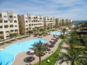 Private Apartments in Nubia Aqua Beach Resort, Appartamenti  Hurghada - big - 1