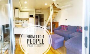 Travelpointcentar Fiume 1, Апартаменты  Риека - big - 20