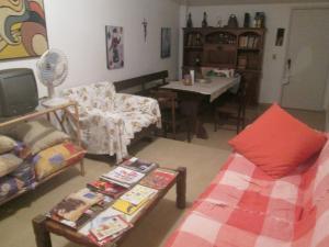 Lindo apartamento em Guarujá, Apartments  Guarujá - big - 8