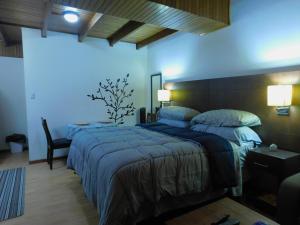 Modern Studio Loft Apt King Bed 10 min frm airport, La Asunción