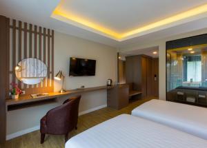 GLOW Ao Nang Krabi, Hotely  Ao Nang - big - 47
