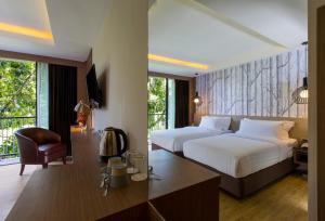 GLOW Ao Nang Krabi, Hotely  Ao Nang - big - 33
