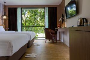 GLOW Ao Nang Krabi, Hotely  Ao Nang - big - 4