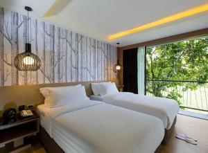 GLOW Ao Nang Krabi, Hotely  Ao Nang - big - 5