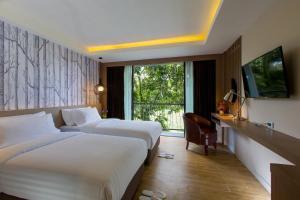 GLOW Ao Nang Krabi, Hotely  Ao Nang - big - 6