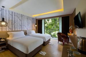 GLOW Ao Nang Krabi, Hotely  Ao Nang - big - 7