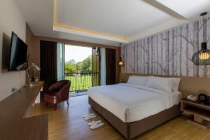 GLOW Ao Nang Krabi, Hotely  Ao Nang - big - 25