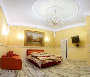 President Apartment Gold 2017