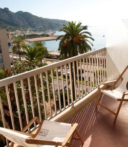 Hotel Palm Garavan, Hotels  Menton - big - 3