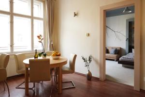 Unique Vinohrady Apartment, Appartamenti  Praga - big - 14