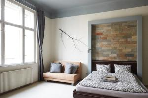 Unique Vinohrady Apartment, Apartments  Prague - big - 3