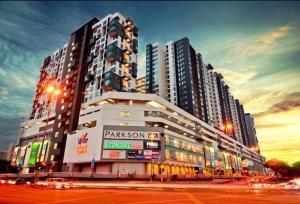 Setapak Central Mall, Apartmány  Kuala Lumpur - big - 2