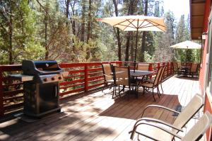 46R Red Barn, Holiday homes  Wawona - big - 5