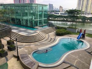 Setapak Central Mall, Apartmány  Kuala Lumpur - big - 13