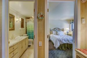 French Country Villager Condo, Holiday homes  Sun Valley - big - 31