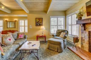 French Country Villager Condo, Дома для отпуска  Sun Valley - big - 26