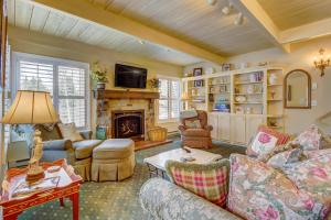 French Country Villager Condo, Holiday homes  Sun Valley - big - 23