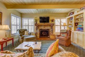 French Country Villager Condo, Holiday homes  Sun Valley - big - 21