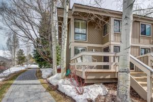 French Country Villager Condo, Holiday homes  Sun Valley - big - 20
