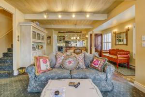 French Country Villager Condo, Дома для отпуска  Sun Valley - big - 19