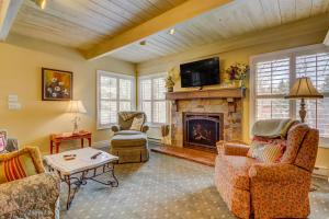 French Country Villager Condo, Holiday homes  Sun Valley - big - 13