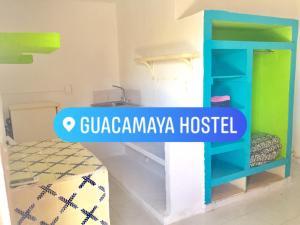 Guacamaya hostel, Vendégházak  Playa del Carmen - big - 21