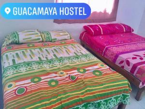 Guacamaya hostel, Vendégházak  Playa del Carmen - big - 19