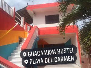 Guacamaya hostel, Vendégházak  Playa del Carmen - big - 25