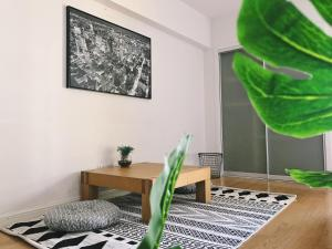 Superior Duplex Apartment Near Jiming Temple Metro Station, Апартаменты  Нанкин - big - 4