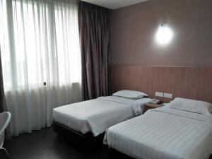 Baguss City Hotel Sdn Bhd, Szállodák  Johor Bahru - big - 4