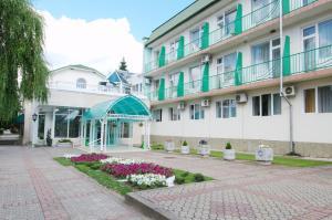 Sanatoriy Izumrudniy, Sanatóriá a kúpele  Goryachiy Klyuch - big - 24