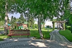 Sanatoriy Izumrudniy, Gyógyüdülők  Gorjacsij Kljucs - big - 12