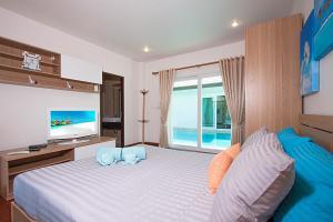Villa Kalasea, Vily  Pattaya North - big - 16