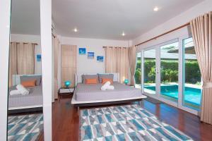 Villa Kalasea, Vily  Pattaya North - big - 12