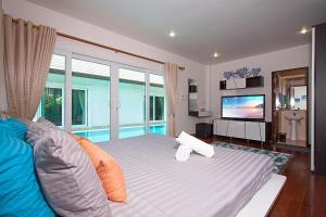 Villa Kalasea, Vily  Pattaya North - big - 11