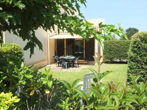 Apartment Les Catalanes du Golf.18, Apartmány  Saint-Cyprien - big - 5