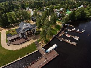 Гостиница Порт Весьегонск - фото 1